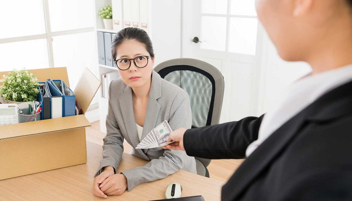 Should I Take Severance Pay After A Workplace Accident?
