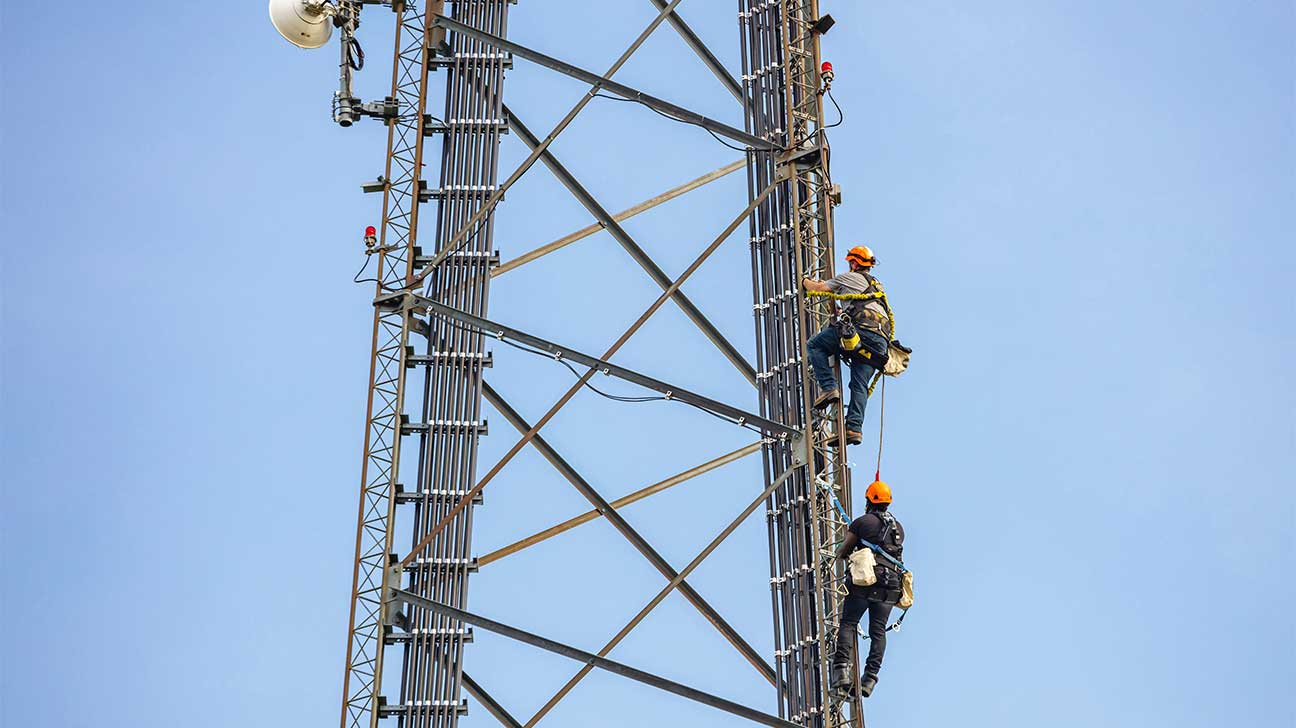 Cell Tower Accident Attorneys