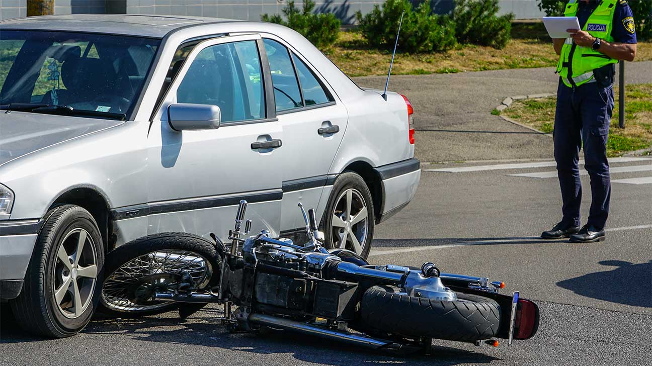 St. Petersburg, Florida Motorcycle Accident Attorneys