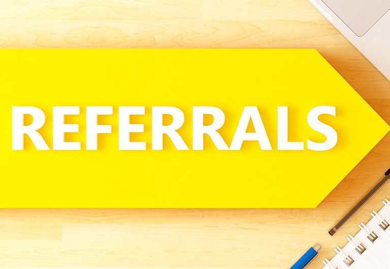Choosing A Personal Injury Lawyer - Referrals
