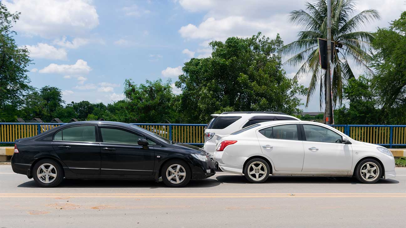 Car Accidents Cause By Brake Checking In Florida