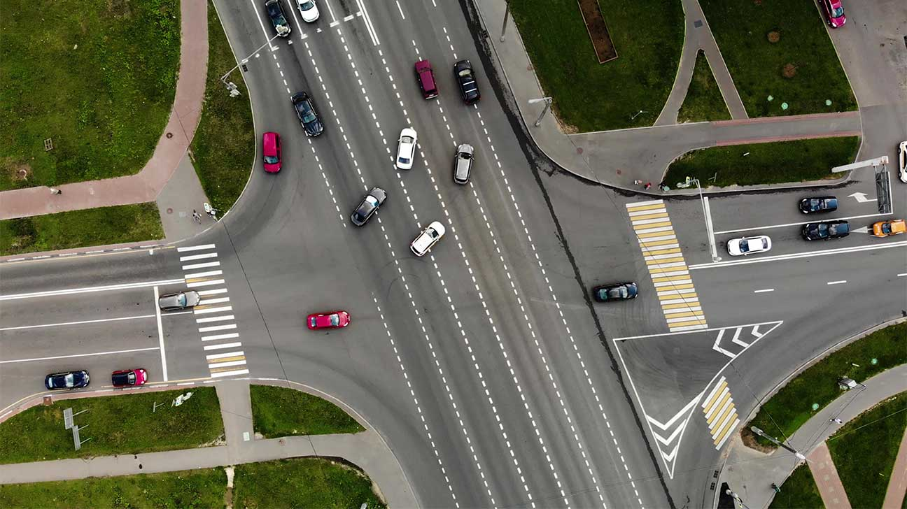 Who Is At Fault In A Left-Turn Car Collision Accident?