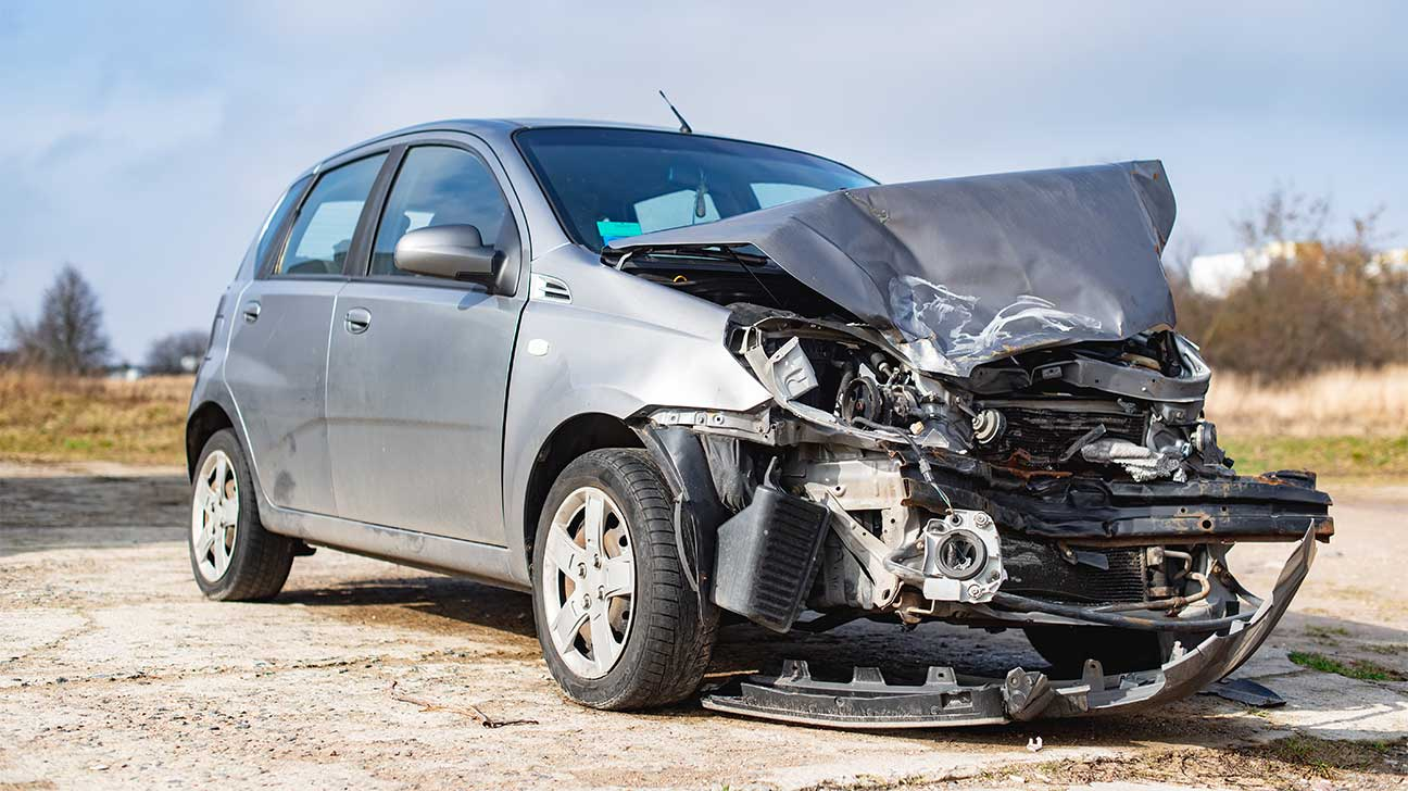 How Much Are Head-On Collision Cases Worth?
