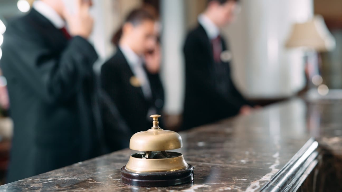 Hotel Slip-And-Fall Injury