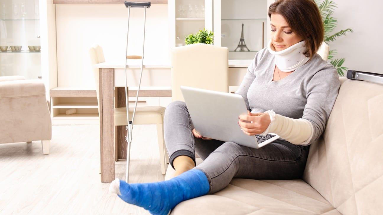 Broke Bones & Types Of Fractures From Car Accidents