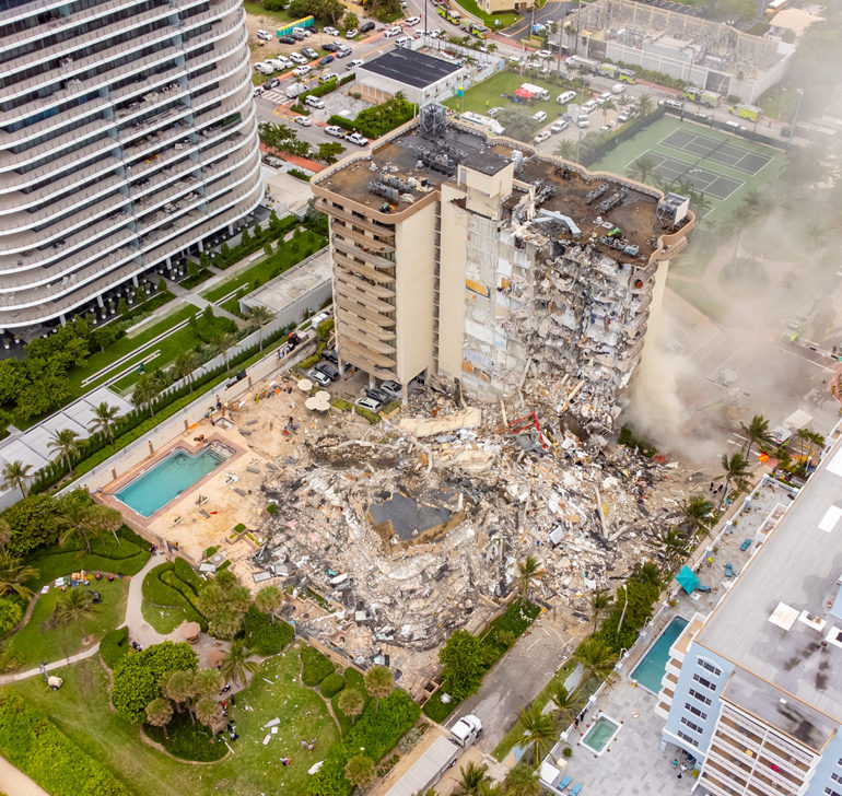 Miami Building Collapse Lawyers